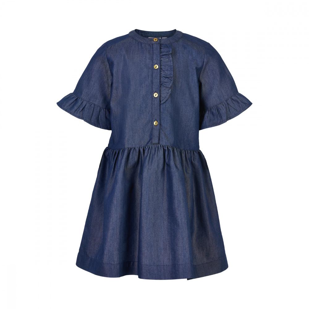 Noa Noa Skjorte Art Blue NOELLA